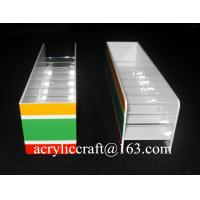 Professional Production Countertop Acrylic Cigarette Display Stand