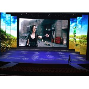 China P3 custom SMD LED Display indoor High Definition for Offices / Restaurants on sale