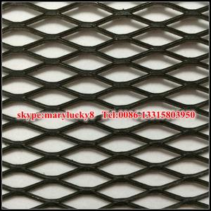 China Menards Industrial carbon steel expanded metal mesh on sale
