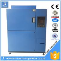 Standard SS Cold Thermal Shock Test Chamber For National Defense Industry