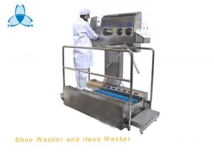 China Automatic Shoe Sole Cleaning Machine on sale