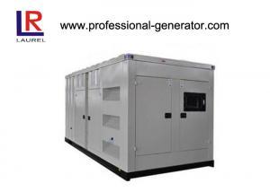 China 350-800kva Silent Power Generator UK Engine Water Cooled Generator Electric Diesel on sale