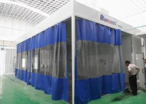China Schneider Electric Components Spray Painting Room Prep Station Spray Booth on sale