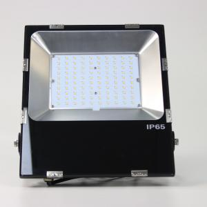 China 10W - 100W Outdoor LED Flood Lights IP65 With Nichia LED Meanwell Driver on sale