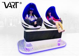 China Whole Body Vibration Machine Virtual Reality 9D Egg Chair / 9D Cinema For Sale on sale