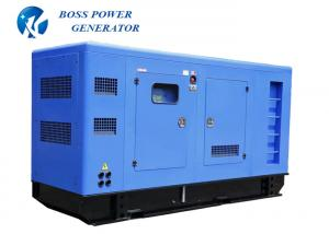 China 750KVA Sdec Genset , Commercial Generators Full Enclosure Turbo Charged Engine on sale