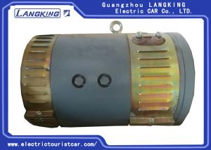 China Compact Design Golf Cart Electric Motor , Golf Car Spare Parts Corrosion Resistance on sale