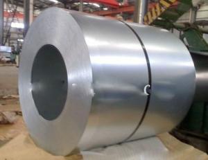 China JIS G3302 SGCC の熱い浸された電流を通された鋼鉄ストリップ/GI の鋼鉄コイル 1000mm 1250mm on sale