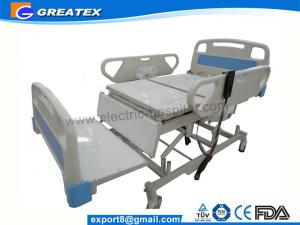 China GT-BE1003B Home Care Furniture Medical Electric Nursing Bed , Luxury Hospital Bed on sale