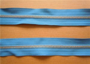 China Clothing Accessories Plastic Teeth Zippers / Plastic Jacket Zippers on sale