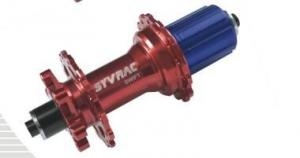 China Bicycle Components  Bicycle Hubs Φ10x1135 mm Red on sale