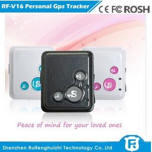 China Reachfar micro personal gps sport tracker for kids/old people rf-v16 on sale