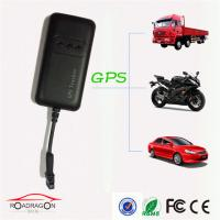 OEM GPRS Long Battery Life SMS GPS Tracker For Car Monitoring