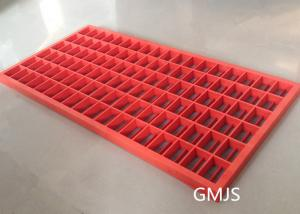 China Mongoose Shaker Screens For Solid Control System / Oilfield Equipment on sale