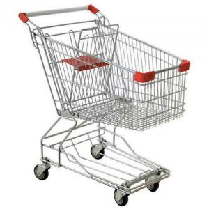 China Folding carry shopping basket on sale