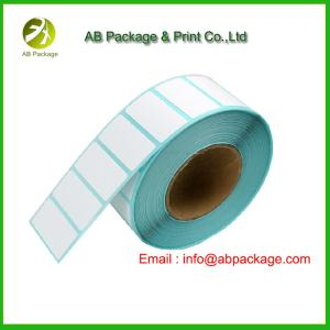 China Label sticker paper A4 Popular self adhesive label sticker for food label ,barcode machine on sale