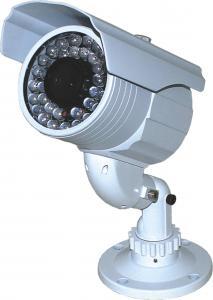 China Outdoor HD CCTV Camera 720P 40M Night Vision , 1200TVL Wide Angle CCTV Camera on sale