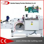 360TQ Microcomputer Half Cutting Machine With Multi-layer Lamination