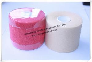 China Breathable Polyurethane Foam Medical Bandage Gymnastics Athletic Tape Pre Wrap on sale
