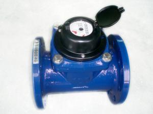 China Detachable Woltman Water Meter , Magnetic Industrial Water Meter on sale