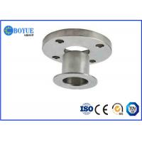 China Industrial Lap Joint Pipe Flanges Size 1/2 - 80 Inch DN15 To DN2000 SCH 80 on sale