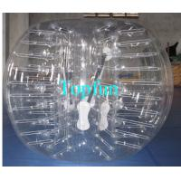 China Custom Inflatable Bumper Ball , PVC / TPU Inflatable Sport Play Body Bumper on sale