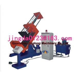 China Высококачественная алюминиевая машина литья в постоянные формы под действием гравитации наклона (ДЖД-650-75А) on sale