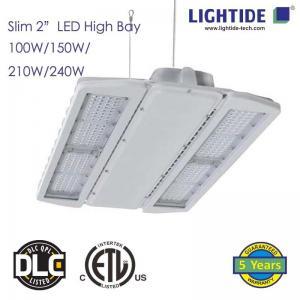 China Slim 2″ LED High Bay Lights, ETL/cETL/CE listed, 150W, 150 LPW, 5 Years Warranty on sale