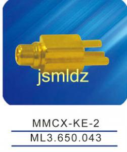 China Le prix de gros, l'expédition libre, fabricant de connecteur de MMCX-KE, MMCX connecteur, panneau de carte PCB a monté, 2 couches de boucliers on sale