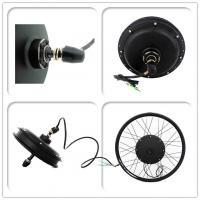 High Speed Brushless Bicycle Hub Motor Kit Direct Drive Brushless Dc Hub Motor