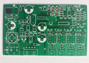 China FR4 Custom PCB Manufacturing 4 Layer HASL PCB High Current Power Supply UL Certificate on sale