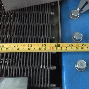 Quality Carbon Steel Eye link Mesh Conveyor Belt / Loop Joined Wire Belt For Shrink for sale
