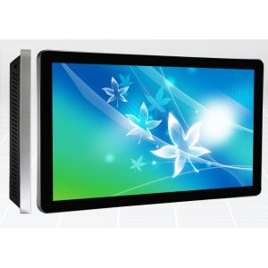 China 49 Inch I3 I5 All In One PC Touch Screen LCD Information Displays For Subway on sale