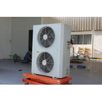 Household R410A Total Heat Recovery Air Cooled Heat Pump Unit With 65 C Hot Water