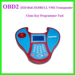 China ZED-Bull ZEDBULL V502 Transponder Clone Key Programmer Tool on sale