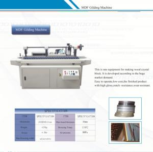 China Electric Album Making Machine Cratch Resistance 2.5KW For Gray Card Gluing on sale