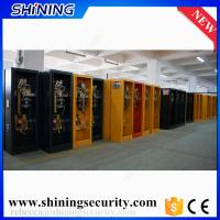 China RS 485 Intelligent driveway barrier gates , entrance barrier systems Remote Control on sale