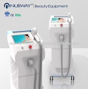 China Professional Painless Diode Laser hair removal machine Adjustable Energy With Big Spot on sale