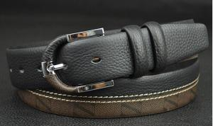 China newest model two pattern patchwork belt for men pants high quality on sale