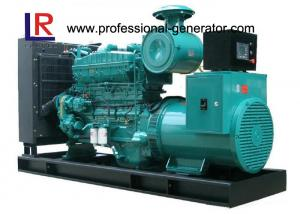 China 700 Open Type Diesel Generator With 1500 / 18000 RPM AC Three Phase , Electrical  Speed Governor on sale