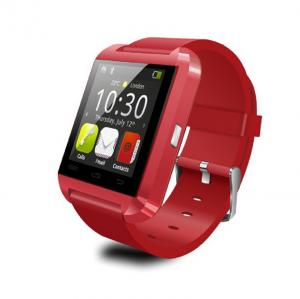 China Relojes del Smart Watch del reloj de Bluetooth Smartwatch U8 U para la nota 3 HTC Android de la nota 2 del iPhone 4 4S 5 5S Samsung S4 S5 on sale