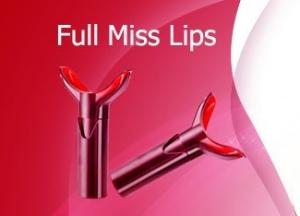 China Skin Nutrition Lip Plumper Device Voluptuous Lips Extreme Lip Gloss on sale
