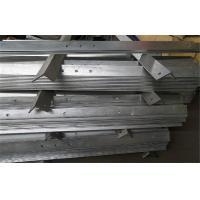 Q235B Hot-Dip Galvanzed Angle Steel Cross Arm , Straight Cross Arm
