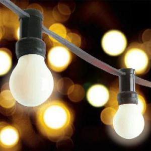 China E27 Belt Light Commercial Grade Light String on sale