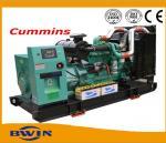type ouvert générateur refroidi à l'eau de Genset de puissance de 100KW 200KW 300KW