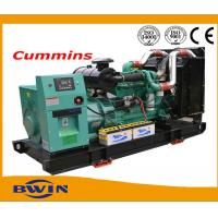 China 100KW 200KW 300KW Power Genset Open type water cooled generator on sale
