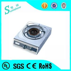 China LPG or NG Fueled Gas Stove Chinese Maker on sale