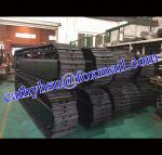 high quality 7 ton steel track undercarriage assy for drilling rig