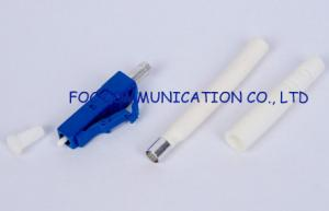 China Networks LC SM Fiber Optic Connector Stable with Plastic Housing on sale