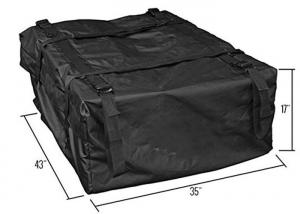 China Large Capacity PVC Coated Nylon Roof Top Cargo Bag / Roof Rack Storage Bag on sale